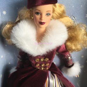 2000 Victorian Ice Skater Barbie